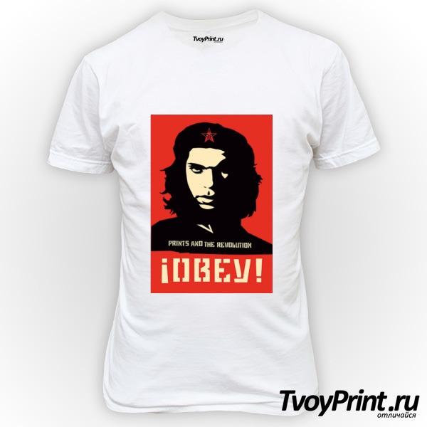 Футболка Obey Che Guevara