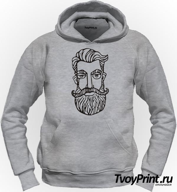 Толстовка Бородатый гражданин