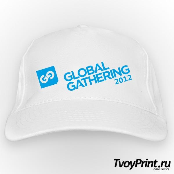 Бейсболка Global Gathering (5)