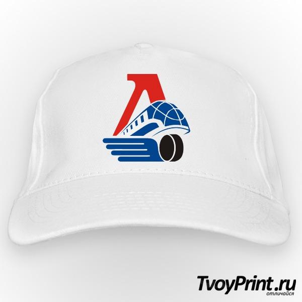 Бейсболка Локомотив