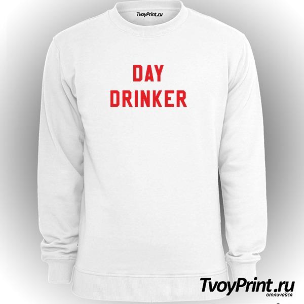 Свитшот day drinker