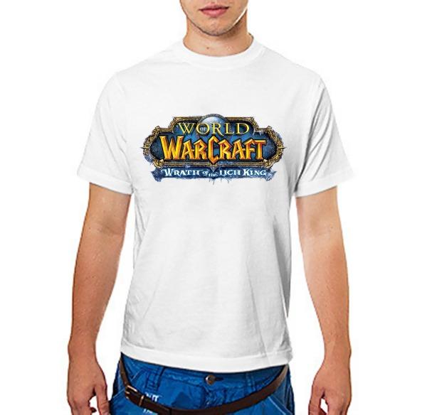 Футболка World Of WarCraft