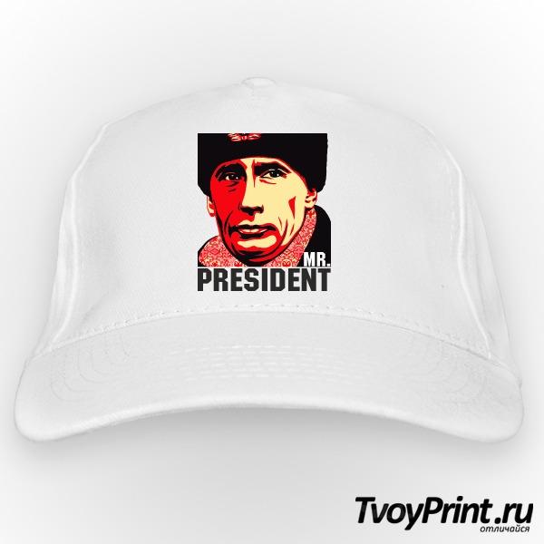 Бейсболка Путин Mr President