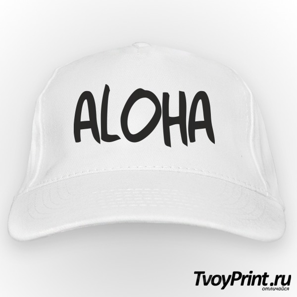 Бейсболка ALOHA