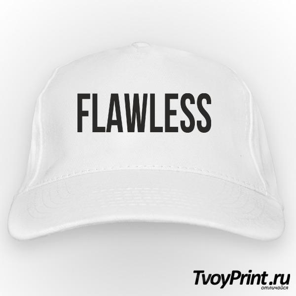 Бейсболка flawless ( безупречный)