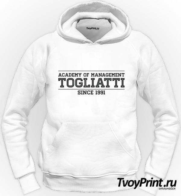 Толстовка вуза Тольятти: ТАУ