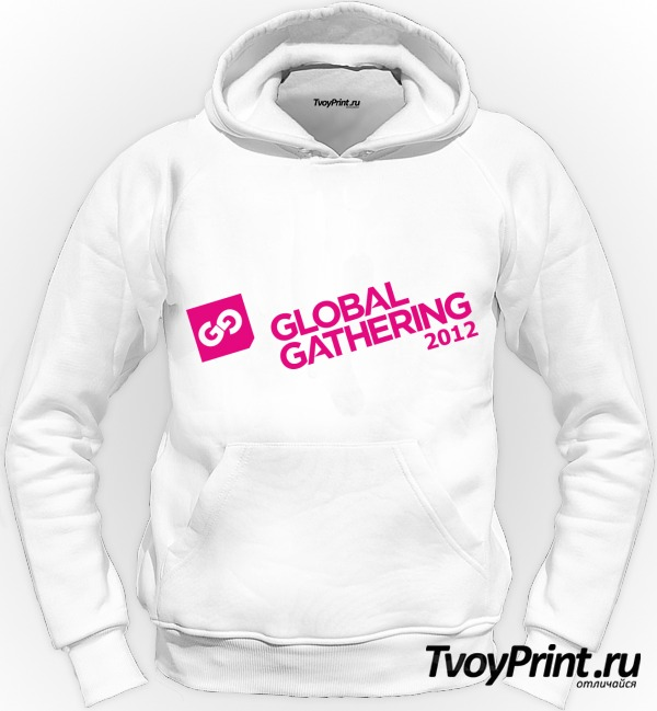 Толстовка Global Gathering (4)