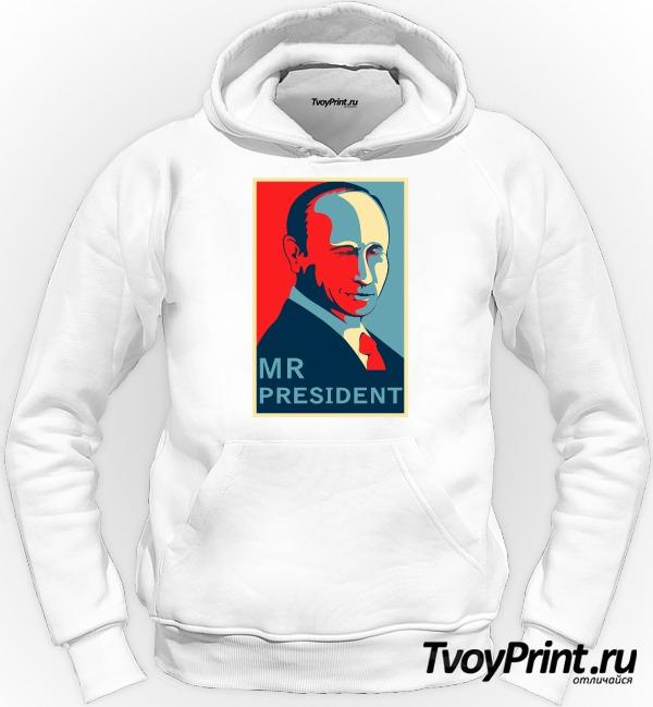 Толстовка Путин - Hope