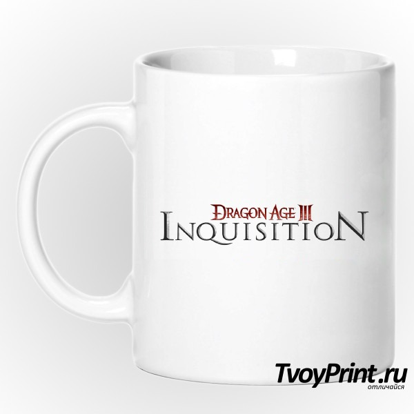 Кружка Dragon Age III: Inquisition