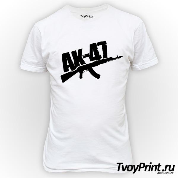 Футболка АК-47