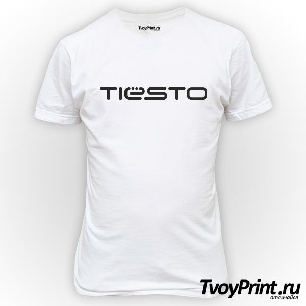 Футболка Tiesto (2)