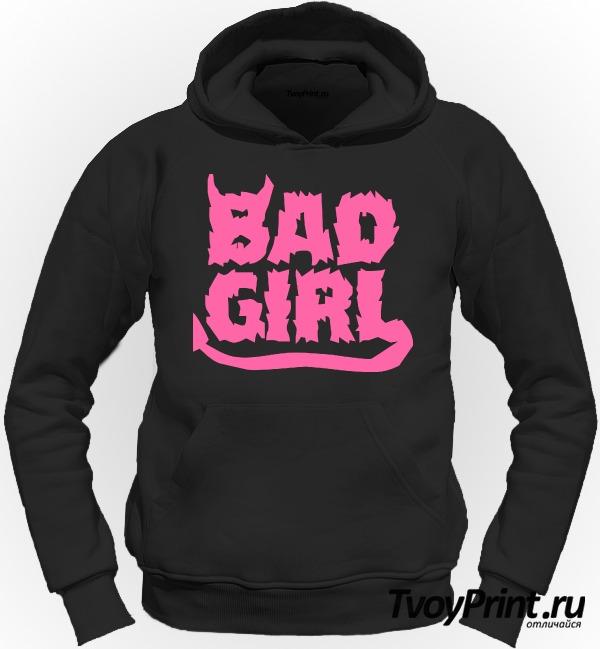 Толстовка Bad Girl