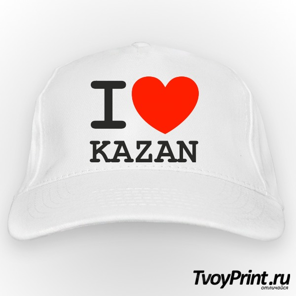Бейсболка Казань