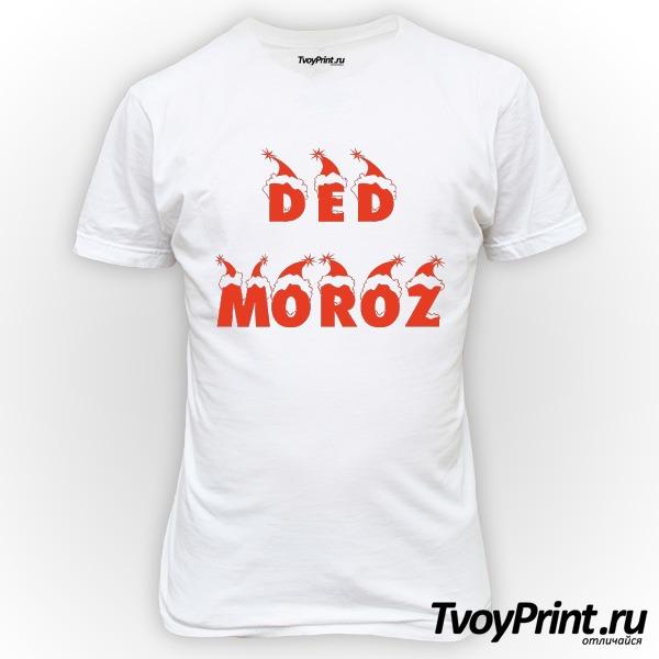 Футболка Ded Moroz
