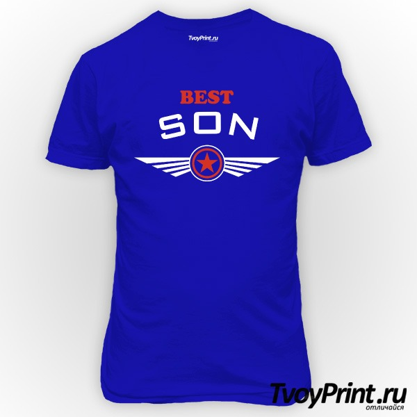 Футболка Best son