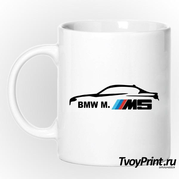 Кружка BMW M5 Series