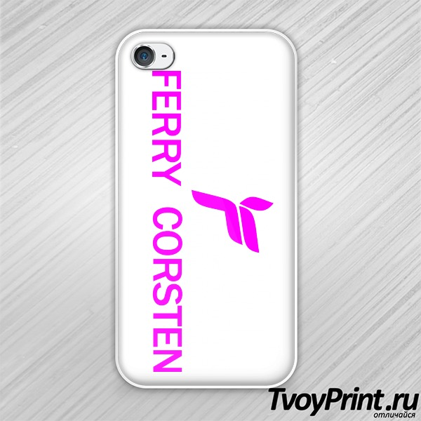 Чехол iPhone 4S Ferry Corsten