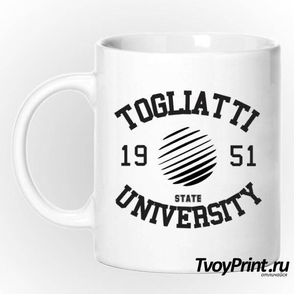 Кружка вуза Тольятти: ТГУ