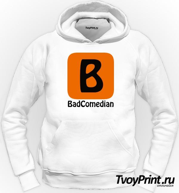 Толстовка BadComedian (блогер)