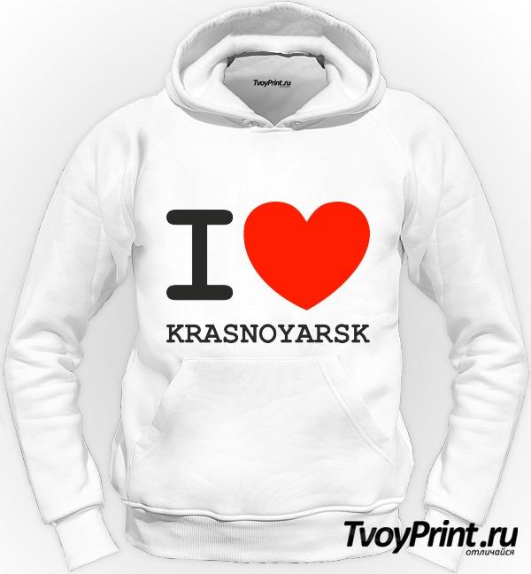 Толстовка Красноярск