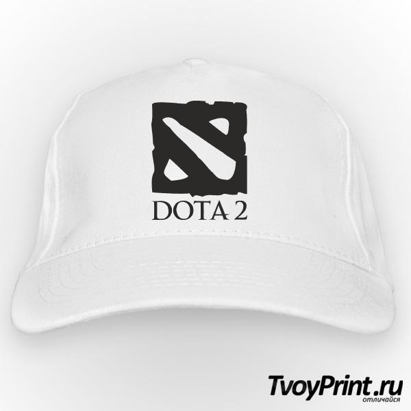 Бейсболка Dota 2  лого