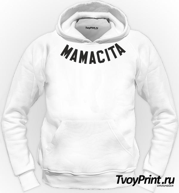 Толстовка mamacita