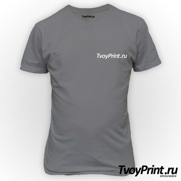 Футболка TvoyPrint