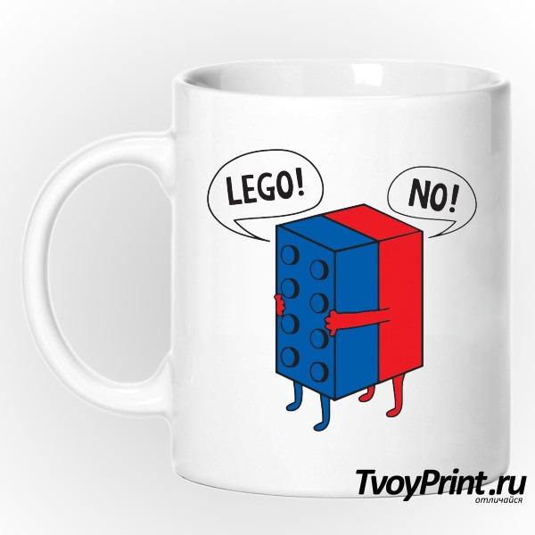 Кружка Lego
