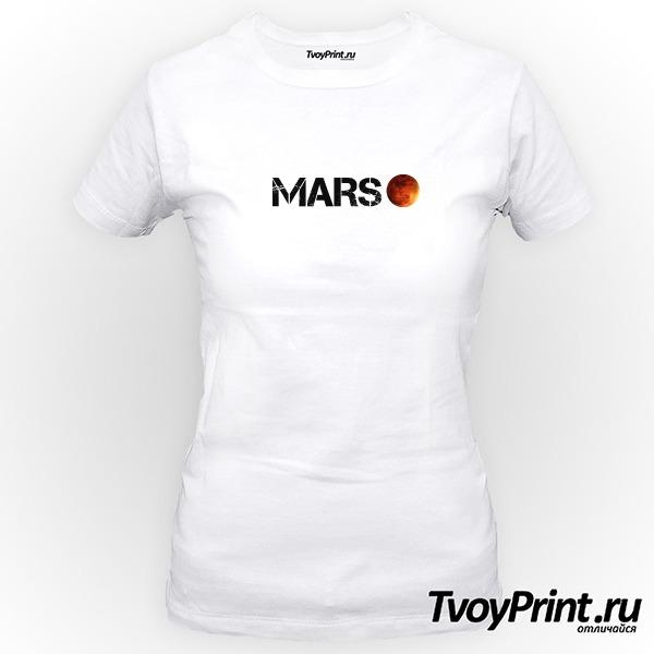 Футболка mars