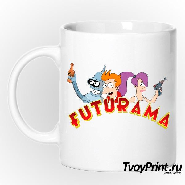 Кружка Футурама (Futurama)