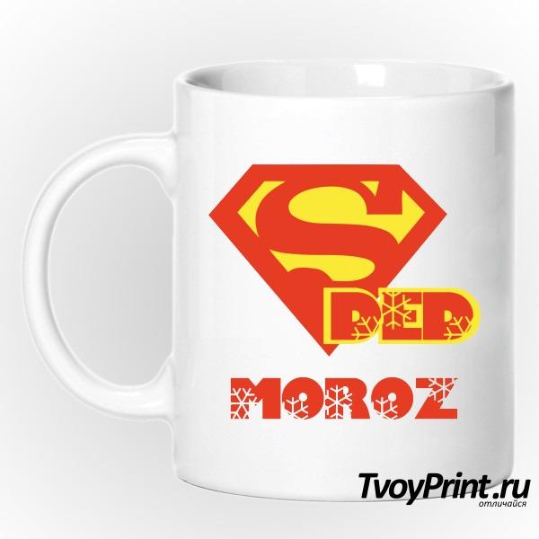 Кружка Super Ded Moroz