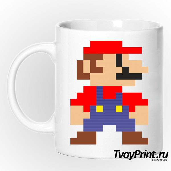 Кружка Супер Марио (Super Mario)