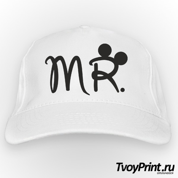 Бейсболка Мистер Маус (муж.)