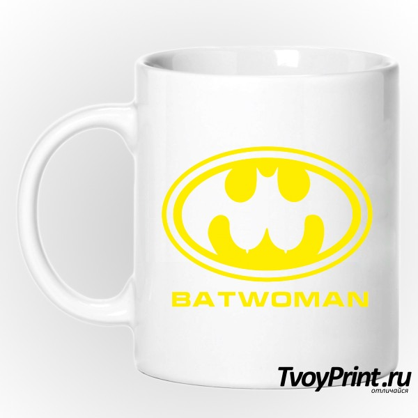 Кружка BatWoman
