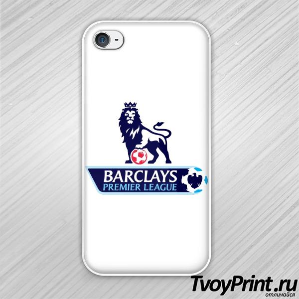 Чехол iPhone 4S Английская премьер-лига