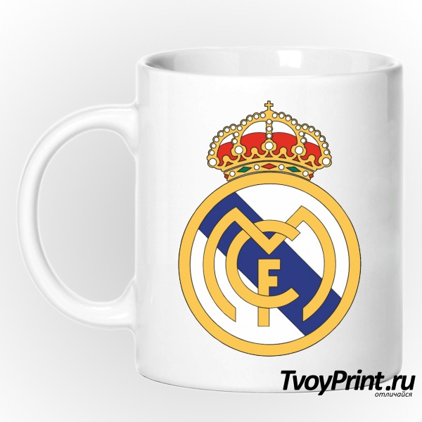 Кружка Real-Madrid