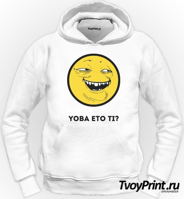 Толстовка Yoba