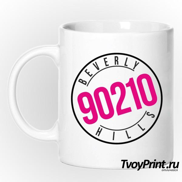 Кружка Beverly Hills  90210