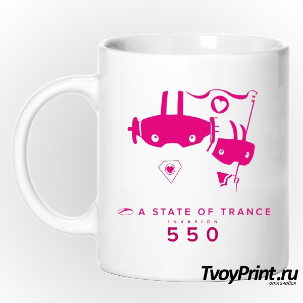 Кружка A state of trance 550 (12)