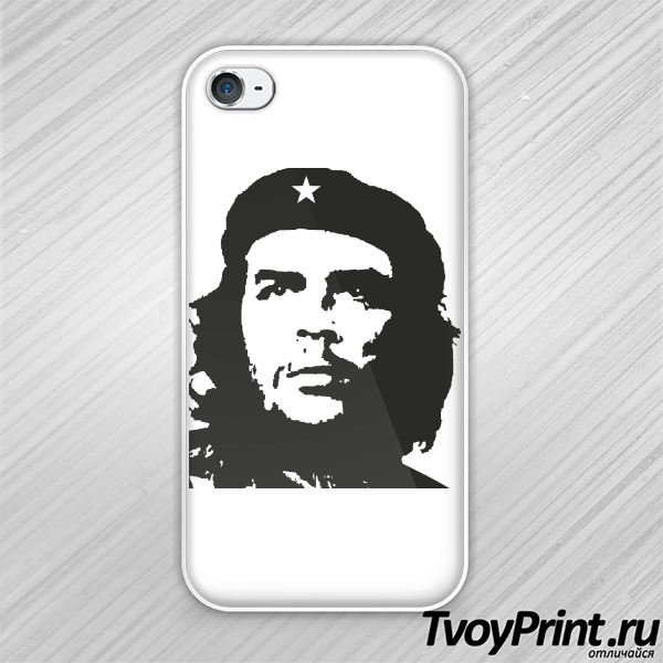 Чехол iPhone 4S Che Guevara