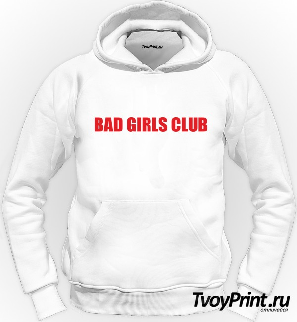 Толстовка bad girls club