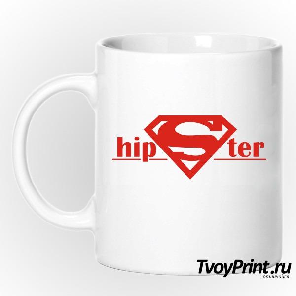 Кружка SuperHipster