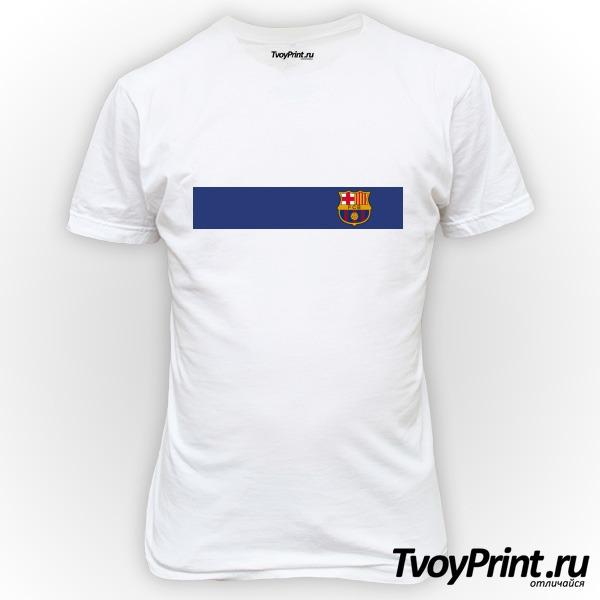 Футболка Барселона форма