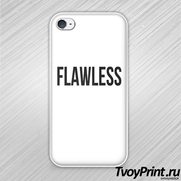 Чехол iPhone 4S flawless ( безупречный)