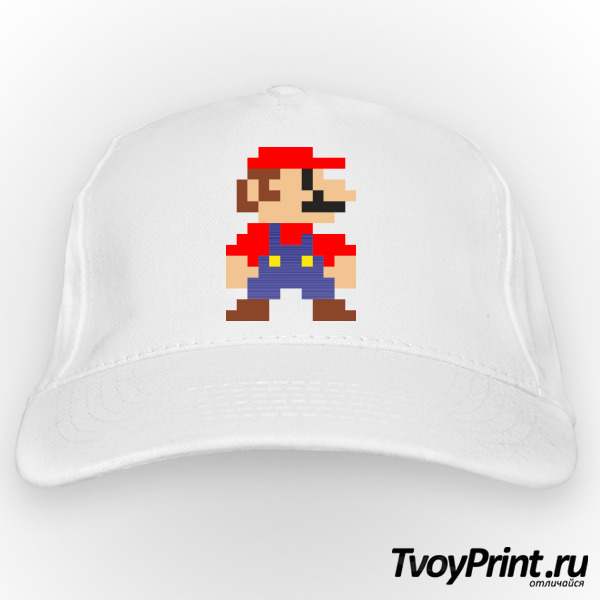 Бейсболка Супер Марио (Super Mario)