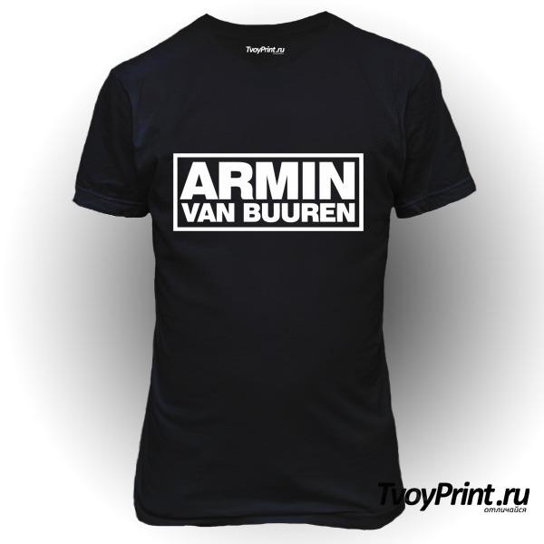 Футболка Armin Van Buuren (2)