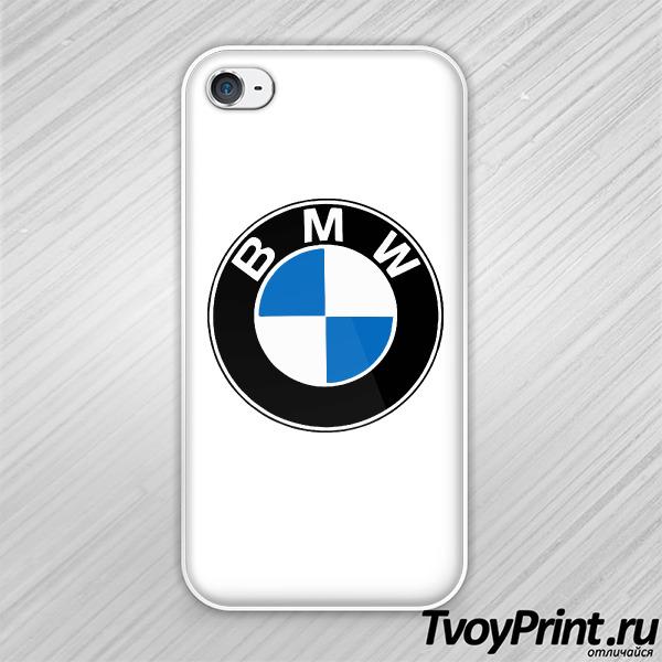 Чехол iPhone 4S BMW