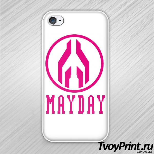 Чехол iPhone 4S MayDay (2)