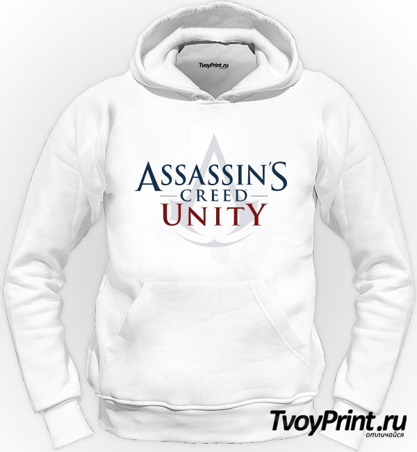 Толстовка Assassins creed unity
