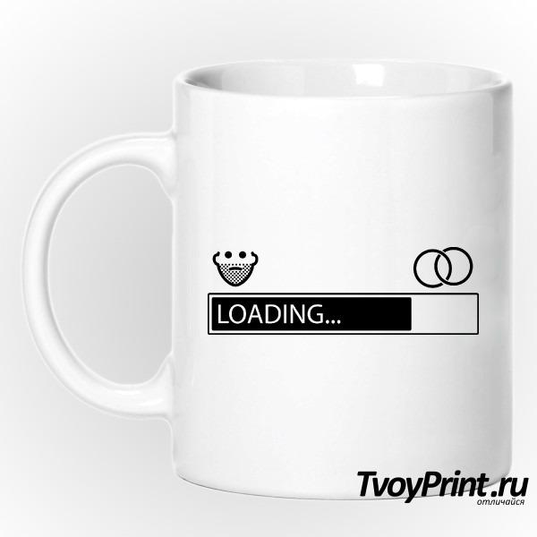 Кружка Loading